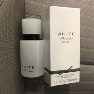 New with box Kenneth Cole White